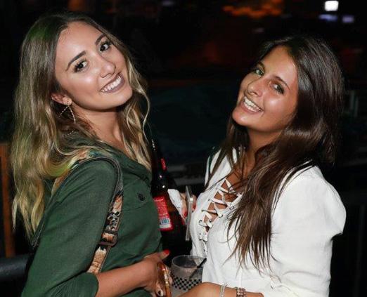 Luisa Gavioli e Jaqueline Neves