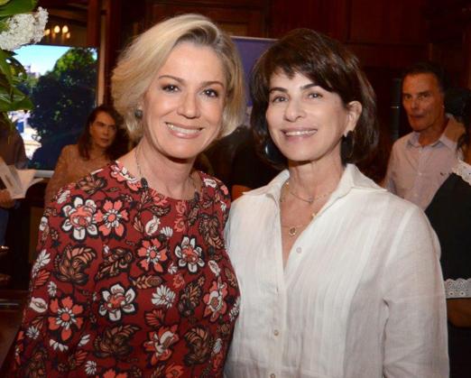 Márcia Peltier e Patricia Peltier de Queiroz