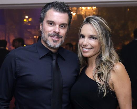 Marcello Romero e Lika Marchi