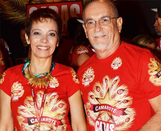Marcia e Renato Lage
