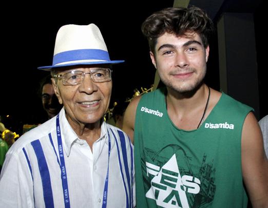 Monarco e Rafael Vitti