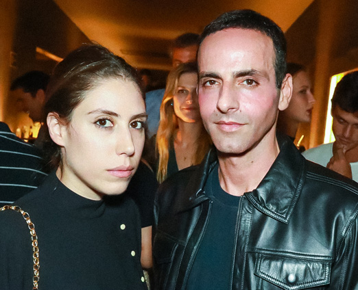 Renata Sarti e Luis Fiod