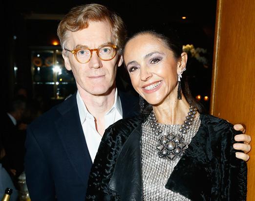 Robin Mackie e Luna de Casanova