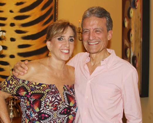 Vera Bocayuva e Álvaro Catão