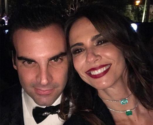 Alexandre Furmanovich e Luciana Gimenez