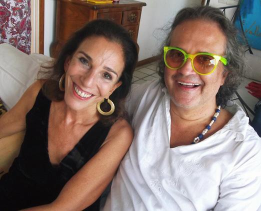 Alicinha Silveira e Zé Ronaldo Muller