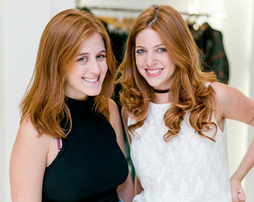 Cecilia Geyer e Giovanna Kelly