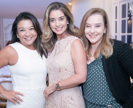 Daniela Ota, Karla Assed e Daniela Gueriot