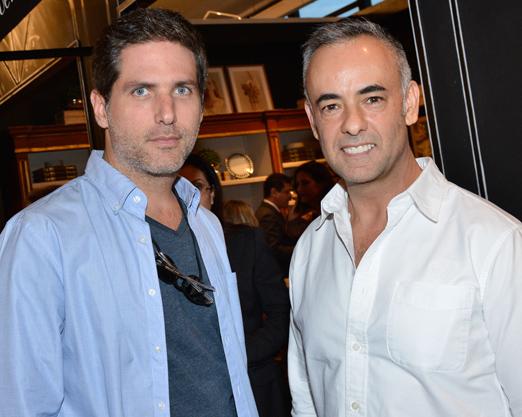 Dudi Machado e Francisco Costa
