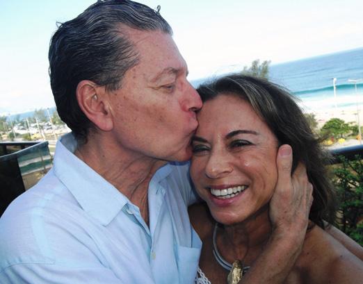 Fernando Bicudo e Yvonne Bezerra de Mello
