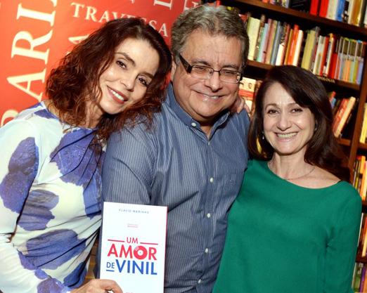Françoise Forton, Flavio Marinho e Zezé Polessa