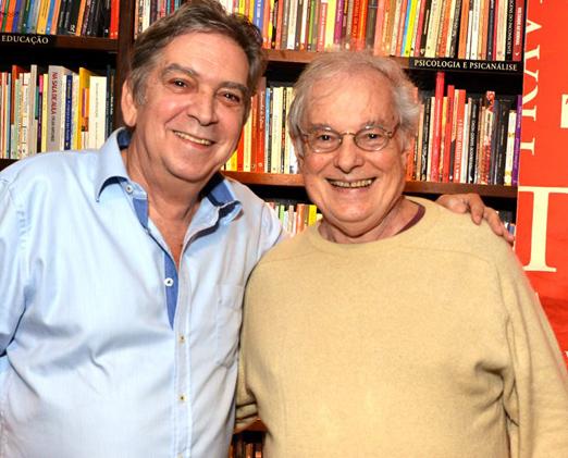 Guto Graça Mello e Francis Hime