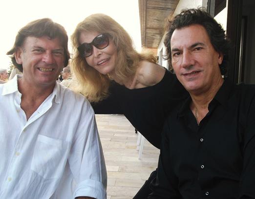 Haroldo Castro Neves, Romy di Vitti e Julio Agra