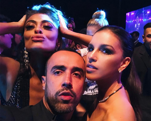 Juliana Paes, Yan Acioli e Mariana Rios