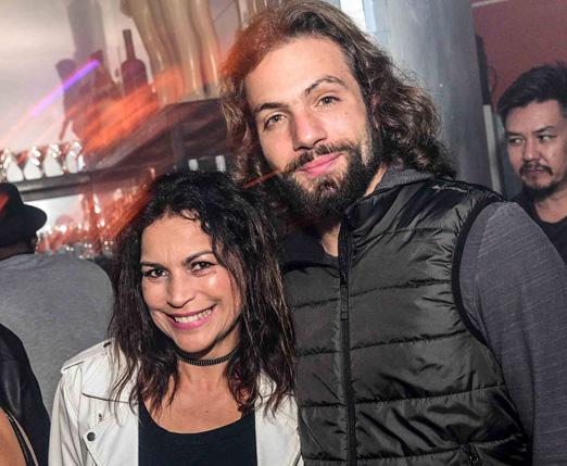 Lili Silva e Mauricio Casarin
