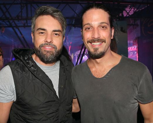 Márcio Kieling e Marco Antonio Gimenez net