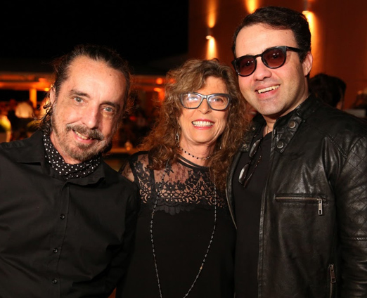Marcelo Borges, Silvia Blumberg e Gustavo Gonçalves