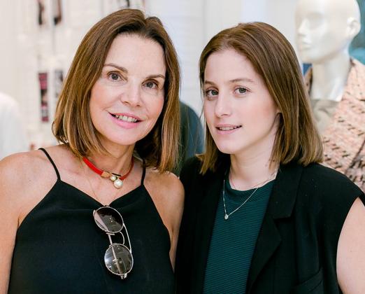 Patricia Mayer e Patricia Geyer
