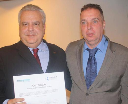 Paulo Alonso e Bayard Boiteux