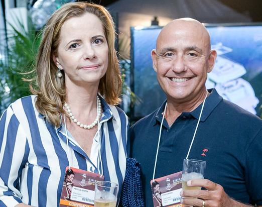 Priscila Bentes e Paulo Pires