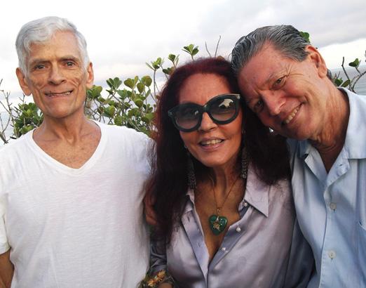 Roberto Athayde, Tania Caldas e Fernando Bicudo