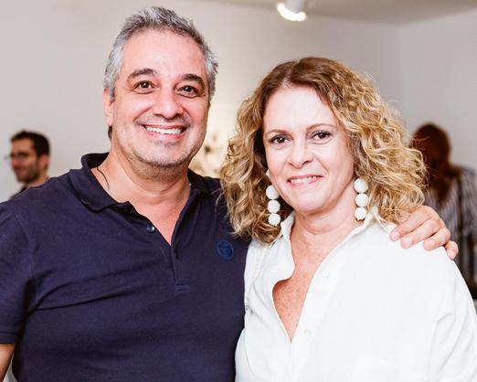Ronaldo Simões e Aninha Costa