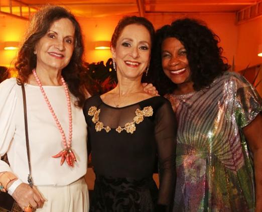 Rosamaria Murtinho, Ana Botafogo e Zezé Motta
