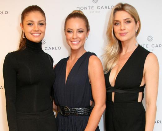 Sophie Charlotte, Paolla Oliveira e Leticia Spiller