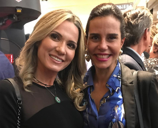 Adriana Alves e Narcisa Tamborindeguy