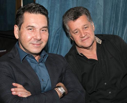 Alexandre Dias e Waltinho Guimarães