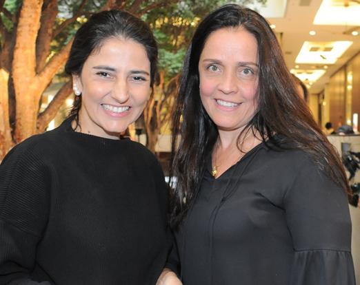 Alice Ferraz e Renata Sabó