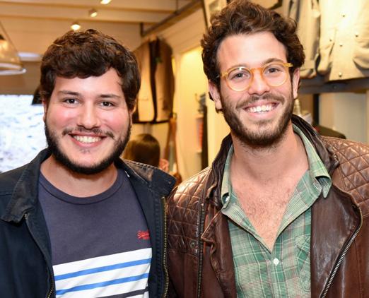 André Ferraz e Marcos Ozi