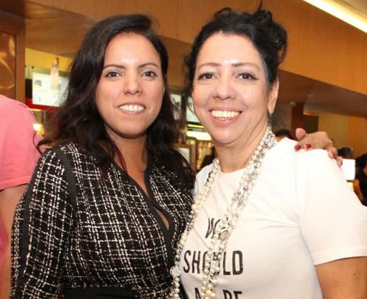 Anita Barbosa e Walkíria Barbosa