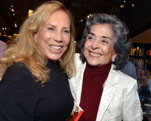 Arlete Salle e Betty Faria