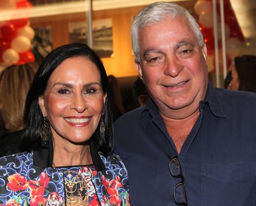 Beth e Afonso Pinto Guimarães
