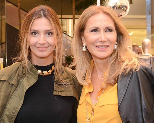 Camila Mindov e Nadia Locanto