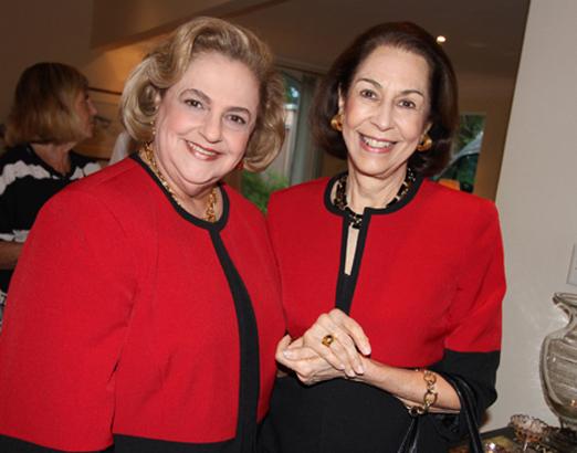 Cristina Aboim e Juju Almeida Braga