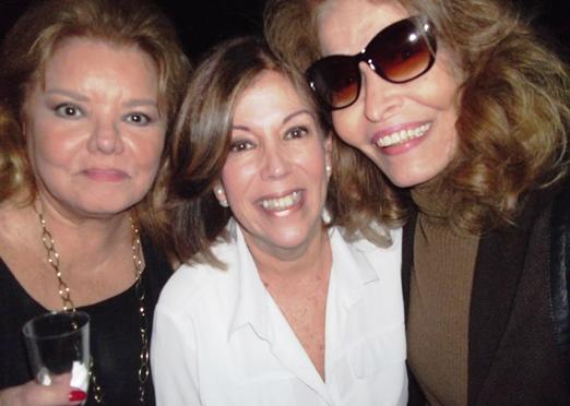 Else Marques, Sylvia de Castro e Romy di Vitti