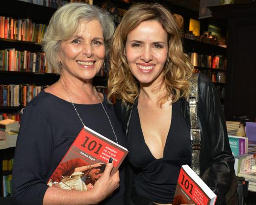 Irene Ravache e Leona Cavalli