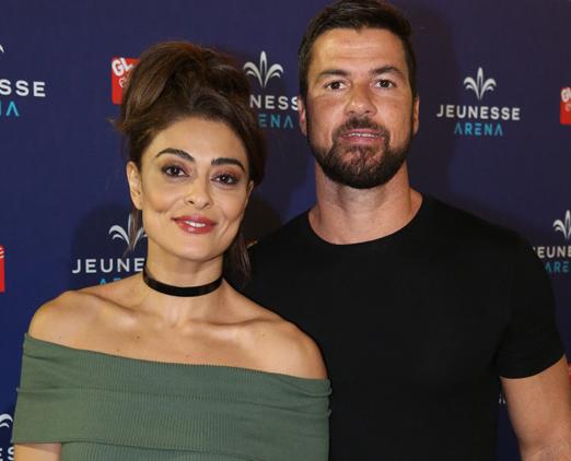Juliana Paes e Carlos Eduardo Baptista
