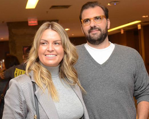 Katya Faro e Alessandro Ortali