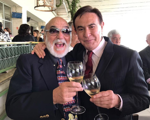 Lima Duarte e Amaury Jr