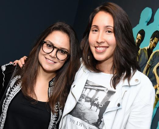 Manuela Gomes e Michelle Narita