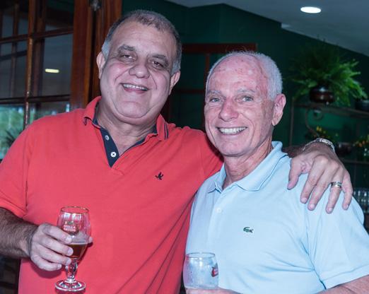 Marcelo Cury e Alexandre Ibitinga
