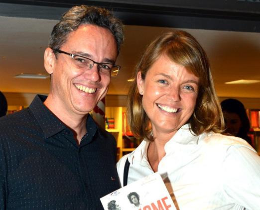 Marcelo Jost e Patricia Leipnitz
