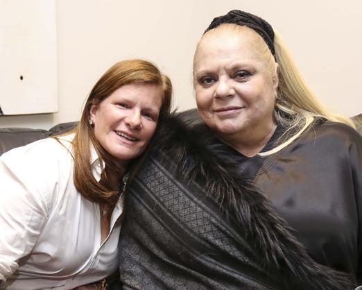 Maria Geyer e Beth Winston