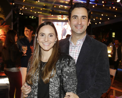 Maria Leon e Frederico Pires