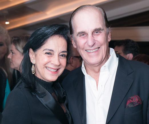 Monica Clark e Carlos Alexandre Sá