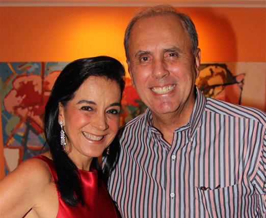 Monica e Sergio Clark