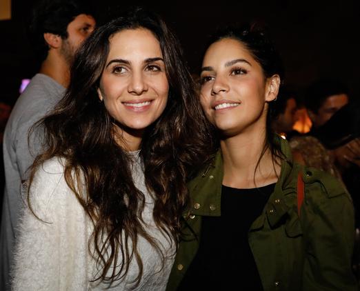 Natalia Fusco e Renata Meirelles